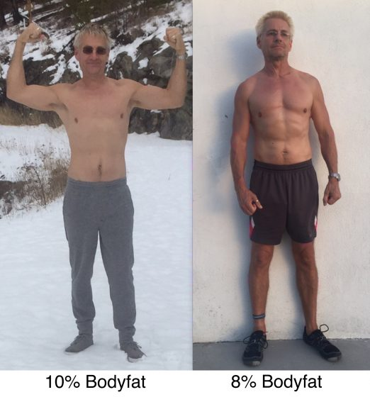 how to lose body fat in 4 weeks